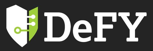 DeFY Security