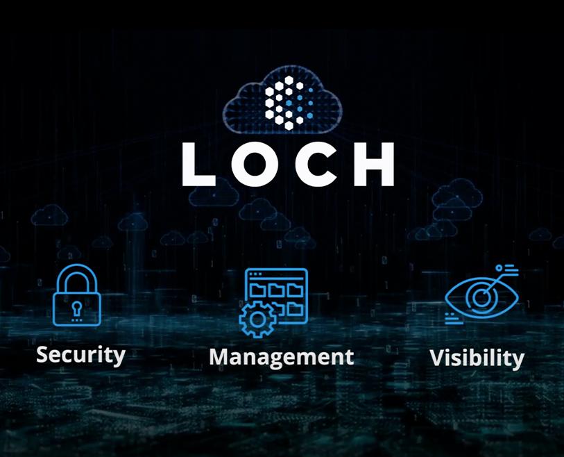 LOCH Wireless Machine Vision Platform