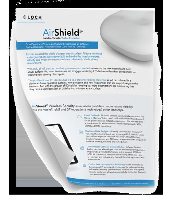 AirShield Paper