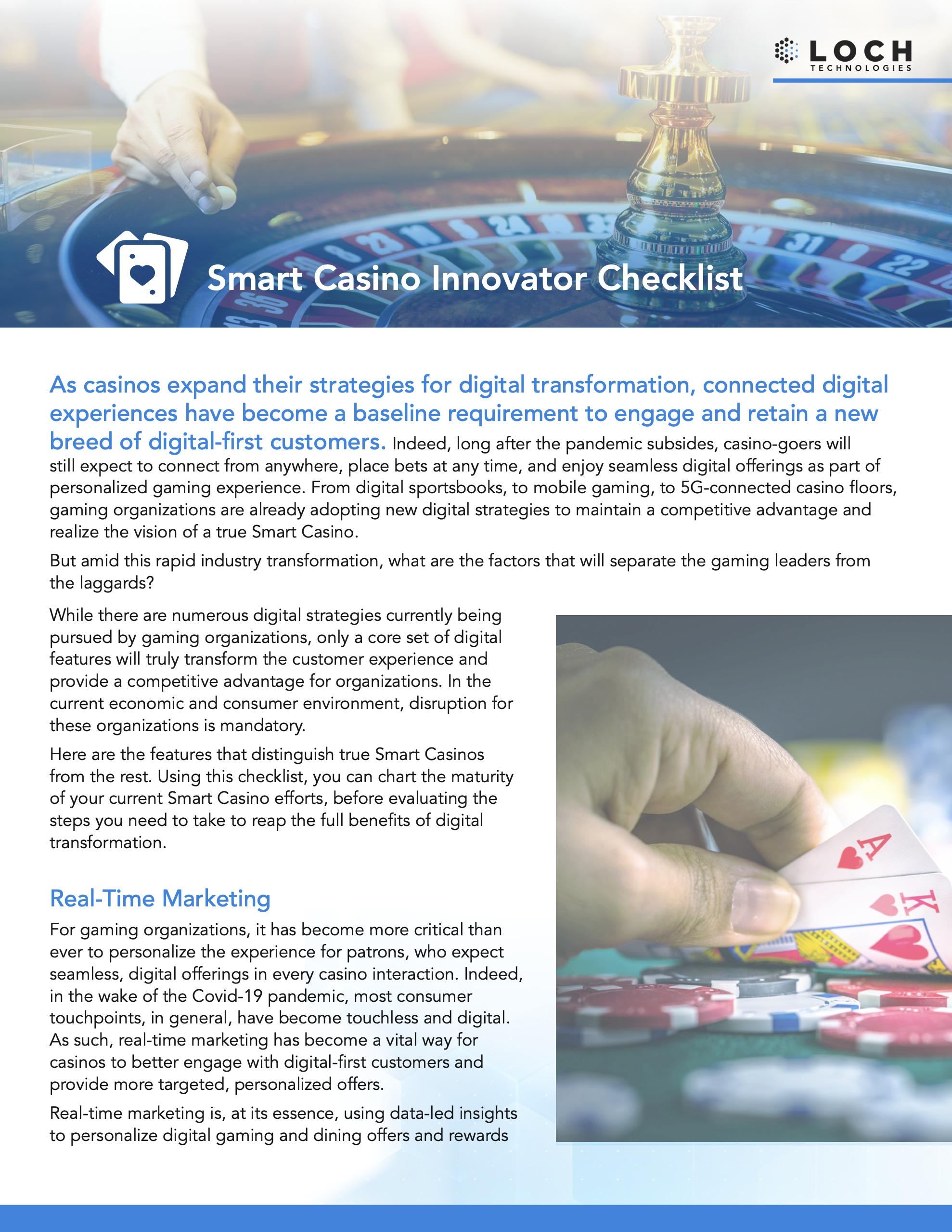 Download The Smart Casino CIO